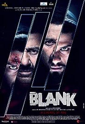 Blank 2019 Movie