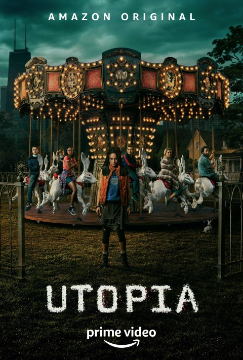 Download Amazon Prime Utopia (Season 1) {English with Subtitles} 720p HEVC WEB-DL HD
