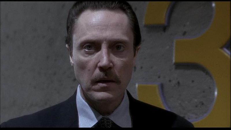 Christopher Walken in Nick of Time (1995)