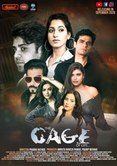 The Cage of Life (2020) Hindi Full Movie 720p HEVC HDRip