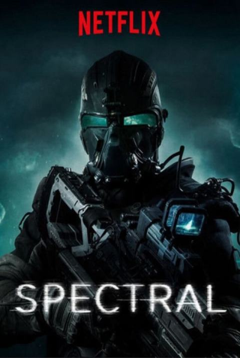 NetFlix Spectral (2016) {English With Subtitles} Web-Rip 480p | 720p | 1080p
