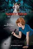 Image result for Nancy Drew and the Hidden Staircase 2019 poster