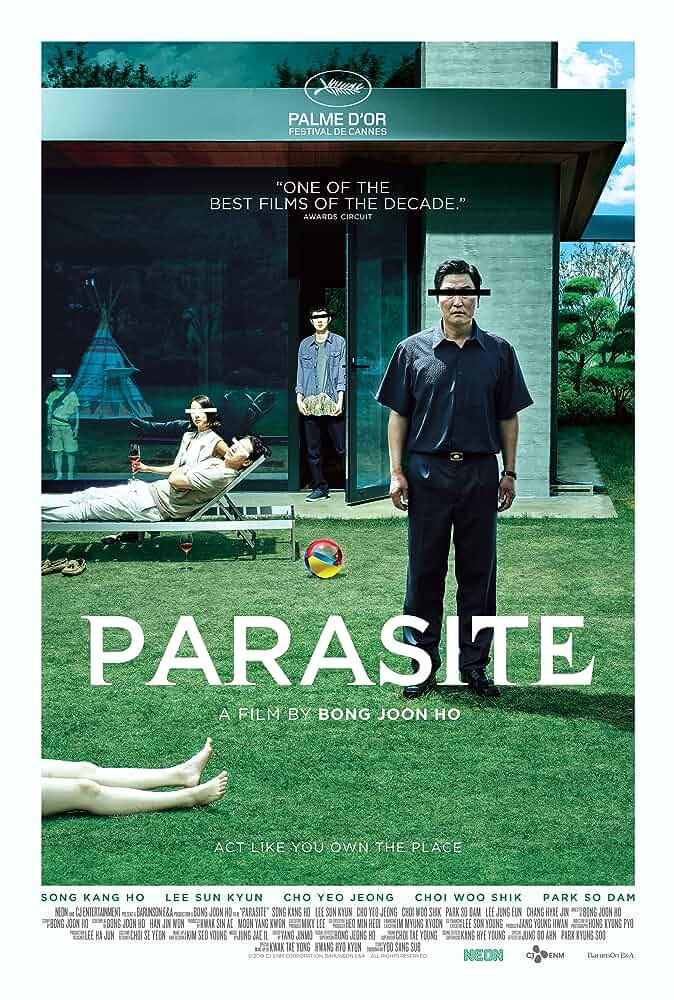 Download Parasite (2019) Dual Audio {Hindi-Korean} BluRay 480p [400MB] || 720p [1.2GB] || 1080p [4.2GB]