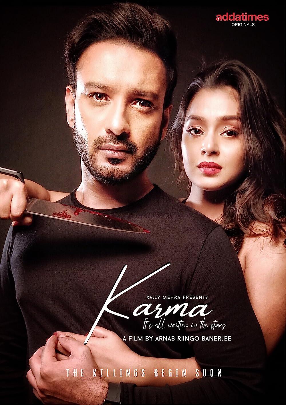 Karma 2020 Dual Audio Movie (Bengali or Hindi) 720p HDRip 700MB Download