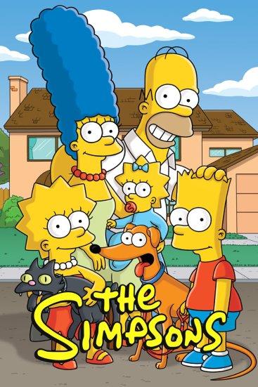 The Simpsons (TV Series 1989– ) -