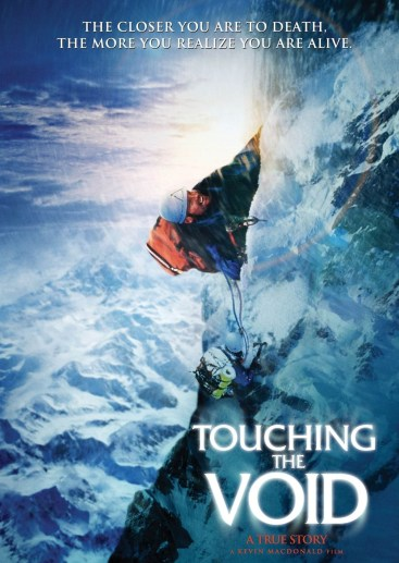 Image result for touching the void