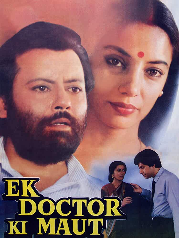 Download Ek Doctor Ki Maut (1990) Hindi Full Movie 480p [400MB] | 720p [1GB]