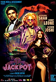 Jackpot 2013 Hindi Movie AMZN WebRip 250mb 480p 800mb 720p 2GB 5GB 1080p