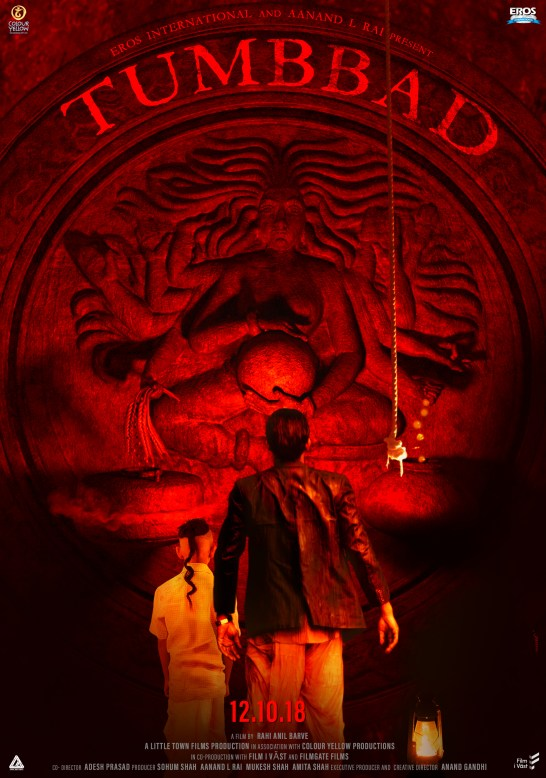 Tumbbad on Amazon Prime Video