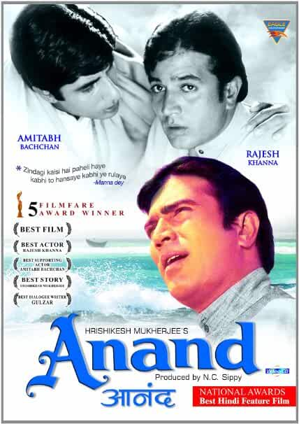 Download Anand 1971 full movie in 360p & 480p & 720p