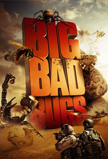 Big Bad Bugs (2012) Dual Audio Hindi 300MB BluRay 480p x264