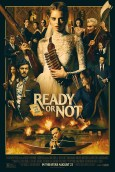 Image result for Ready or Not movie poster 2019
