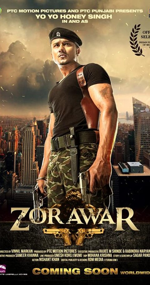 Download Zorawar (2016) Punjabi Full Movie 480p [450MB] | 720p [700MB]