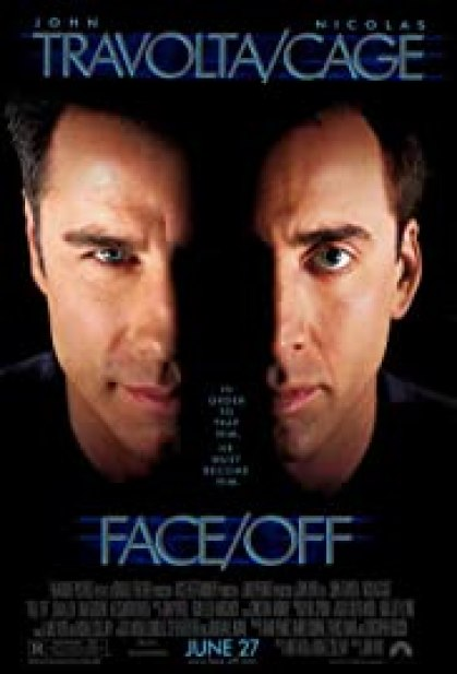 Image result for face off 1997 poster