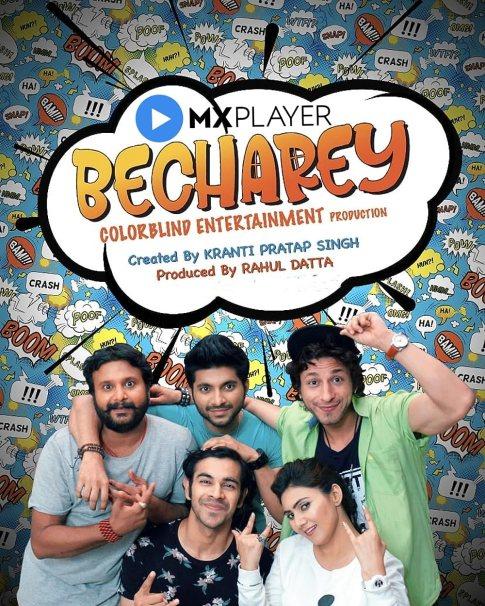 Download Becharey 2021 S01 Hindi MX Original Complete Web Series 1080p HDRip 1.7GB