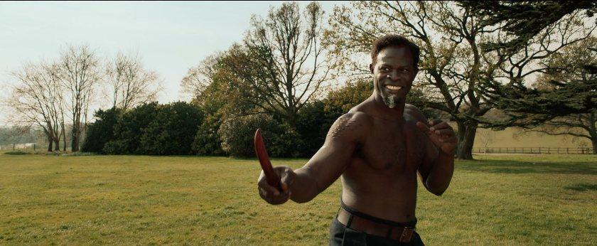 Djimon Hounsou in The King's Man (2020)