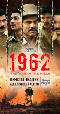 1962: The War in the Hills (Season 1) WEB-DL Hindi DD5.1 1080p 720p & 480p