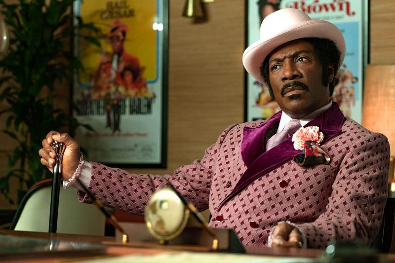 Eddie Murphy in Dolemite Is My Name (2019)