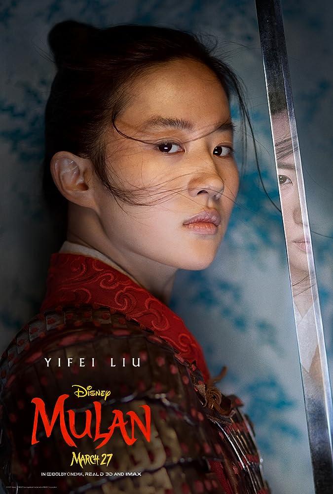 Yifei Liu in Mulan (2020)