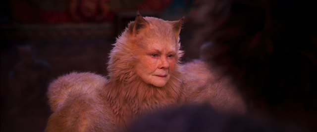 Judi Dench in Cats (2019)
