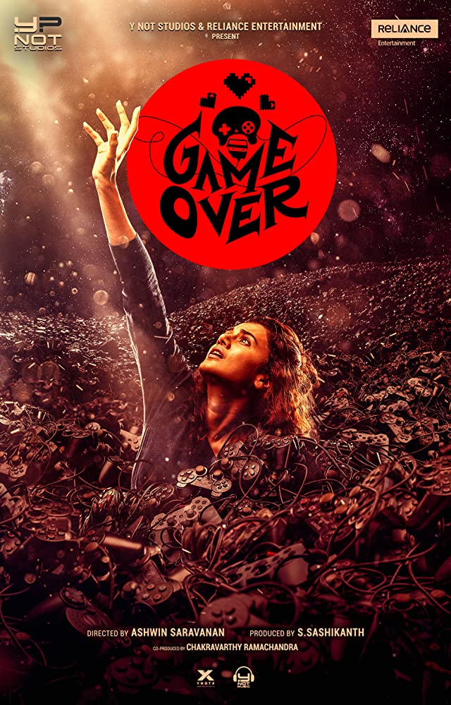Taapsee Pannu in Game Over (2019)