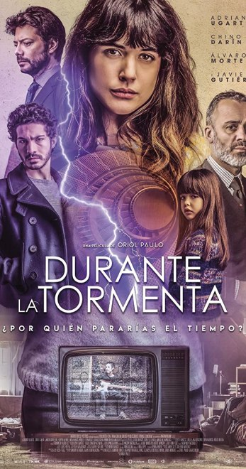 Spanish language film Mirage (2018) on Netflix
