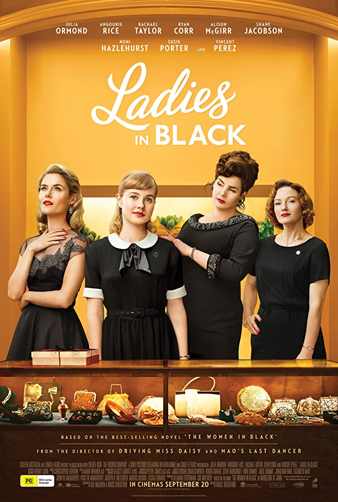 Ladies in Black (2018)