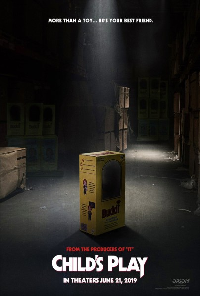 Image result for child's play 2019 poster