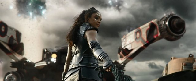 Tessa Thompson in Thor: Ragnarok (2017)