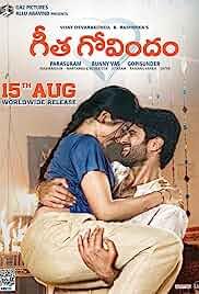 Geetha Govindam 2018 Hindi Dubbed 720p WEBRip