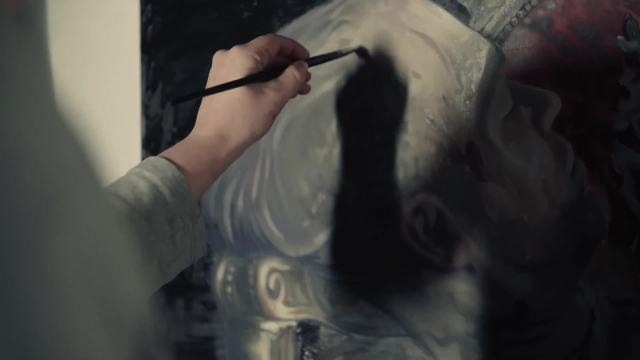 The Painter and the Thief (2020) - IMDb