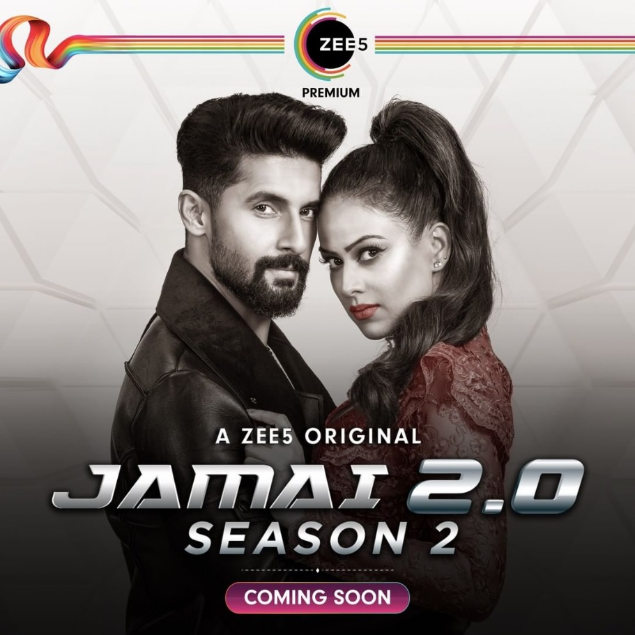 Jamai 2.0 2021 S02 Hindi Complete Zee5 Original Web Series 720p HDRip 900MB Download
