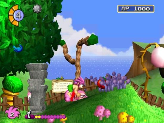Tomba! PS1 ROM #30