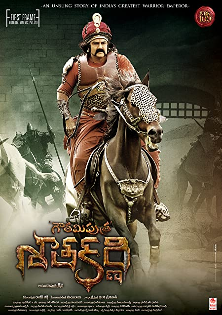 Gautamiputra Satakarni (2020) Dual Audio HD-Rip - 480P | 720P - x264 - 400MB | 1GB - Download & Watch Online  Movie Poster - mlsbd