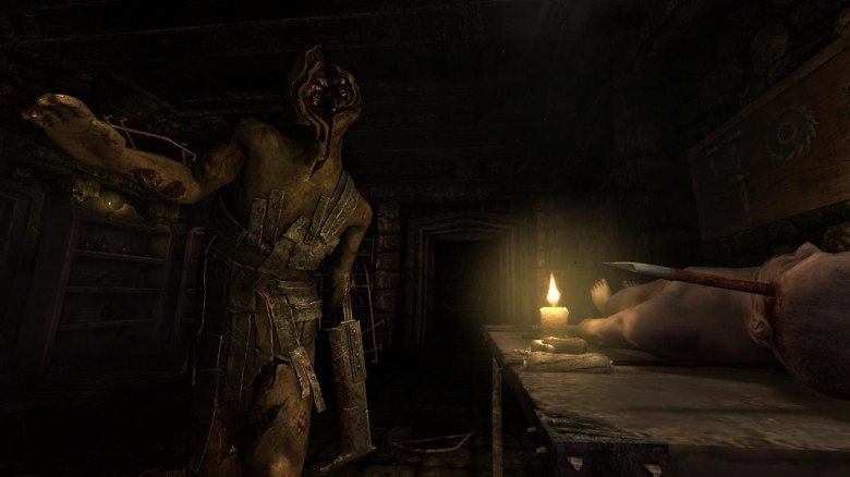 Image result for Amnesia: The Dark Descent