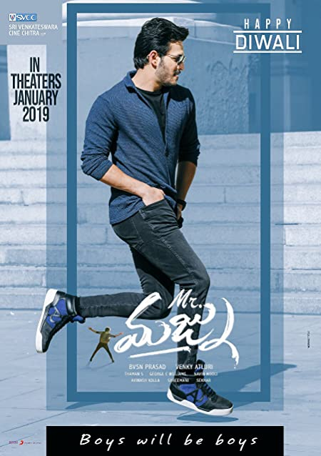 Mr. Majnu (2019) Hindi WEB-DL - 480P | 720P - x264 - 400MB | 1.2GB - Download & Watch Online  Movie Poster - mlsbd