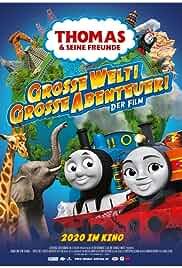 Thomas and Friends Big World Big Adventures The Movie (2018) Hindi-English x264 HD 480p [243MB] | 720p [858MB] mkv