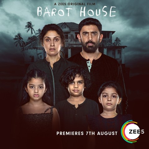 Download Barot House (2019) Hindi Zee5 Movie 480p  | 720p
