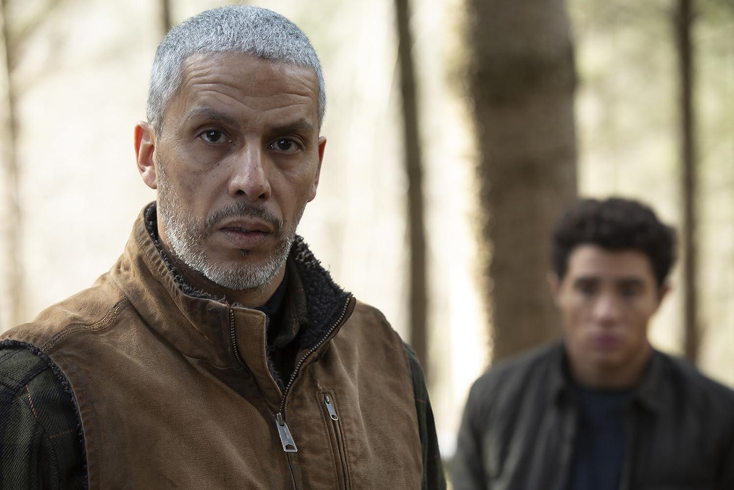 Sami Bouajila and Samy Seghir in La terre et le sang (2020)
