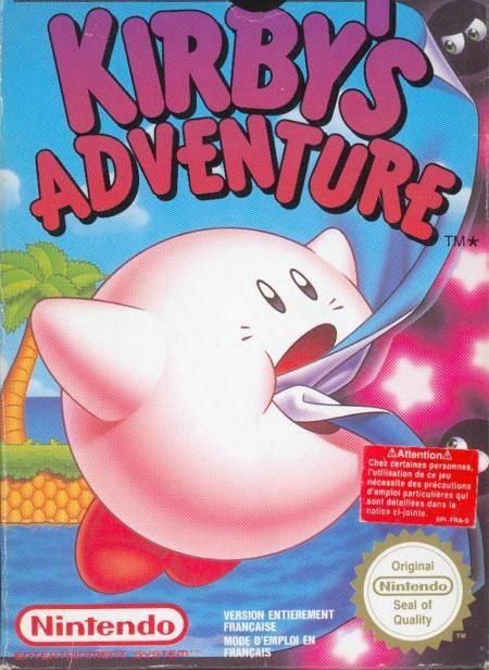 Hoshi No Kirby Yume No Izumi No Monogatari Video Game 1993 Imdb