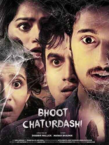 Bhoot Chaturdashi (2019) Full Bengali Movie 720p HDRip x264 700MB*NO ADS*