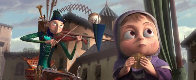 One Man Band Pixar Short Films