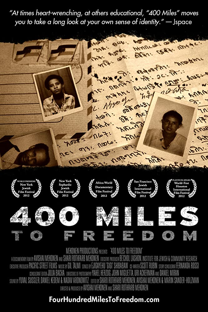 400 Miles to Freedom (2012)