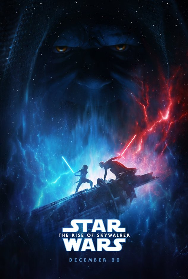 Resultado de imagen para Star Wars: The Rise of Skywalker poster