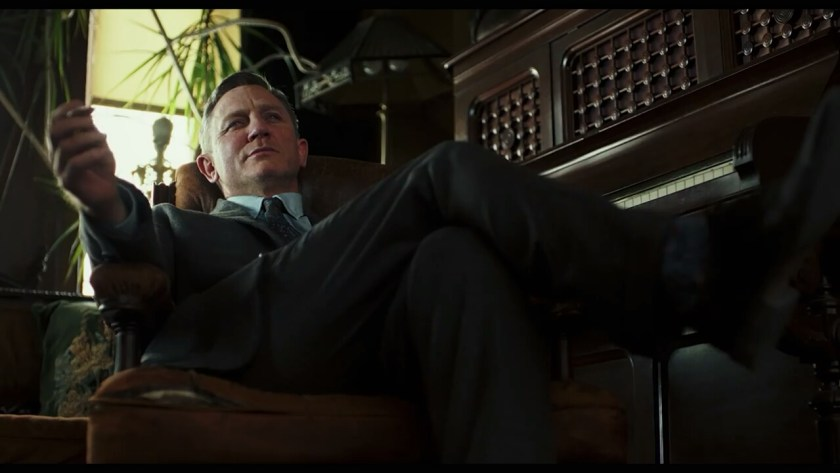 Daniel Craig in Knives Out (2019)