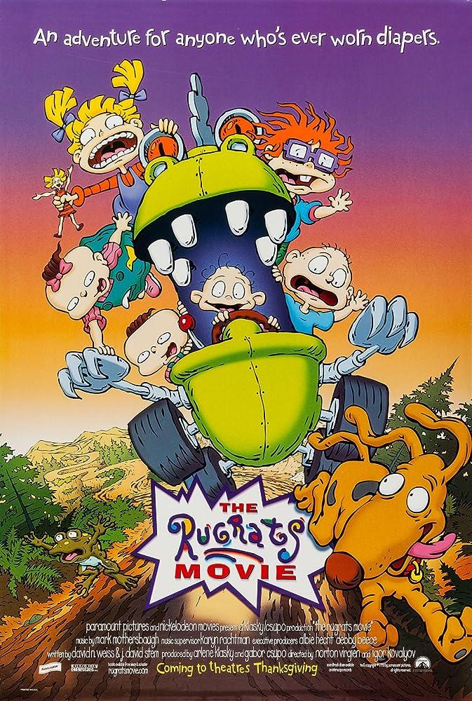 The Rugrats Movie (1998) Dual Audio Hindi 720p WEB-DL 800MB ESubs