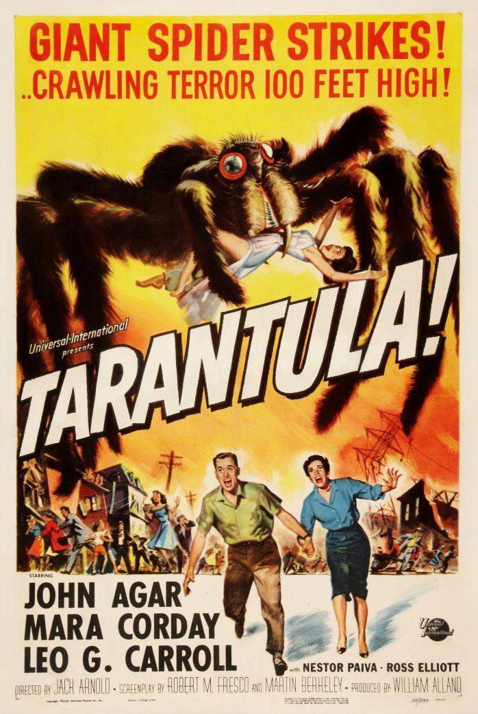 Tarantula (1955) - IMDb
