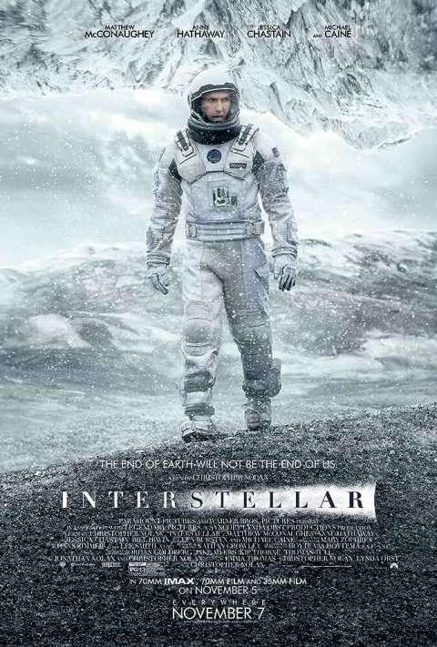 Download Interstellar (2014) Dual Audio {Hin-Eng} 480p [550MB]    720p [1GB]
