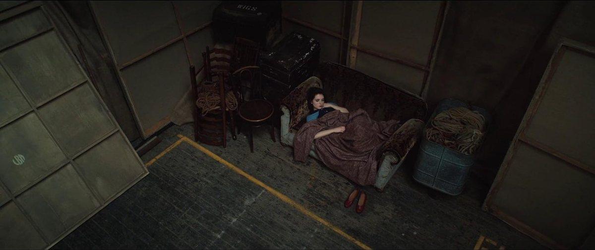 Darci Shaw in Judy (2019)