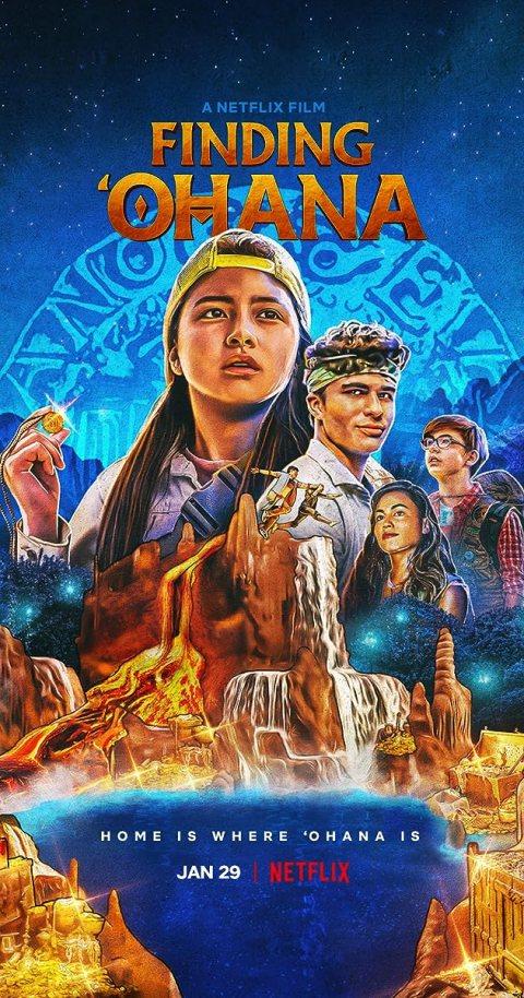 Download Netflix Finding Ohana (2021) Dual Audio {Hindi-English} 480p   720p
